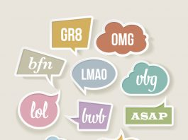 The Silver Life - texting acronyms and abbreviations