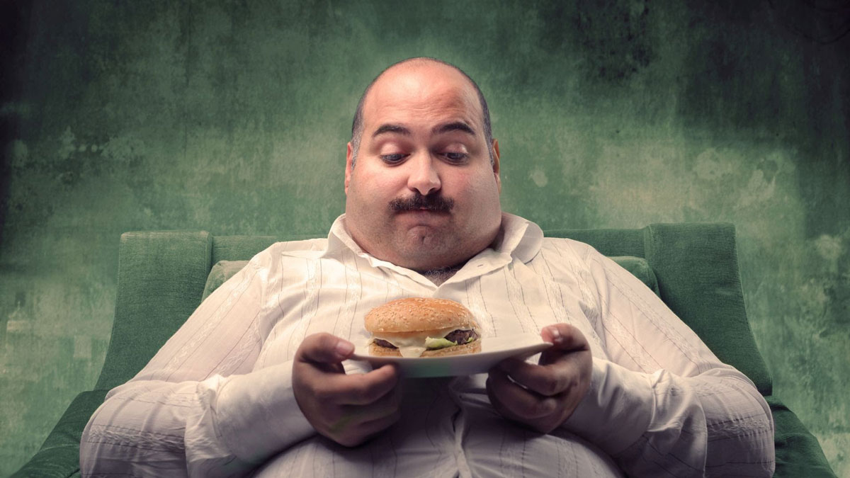 The Silver Life - Stop overeating