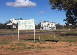 The Silver Life - Australian outback