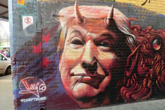 Trump Schoolyard Bully