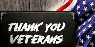 Veterans Day 2017 USA