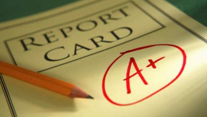 A+ Report Card