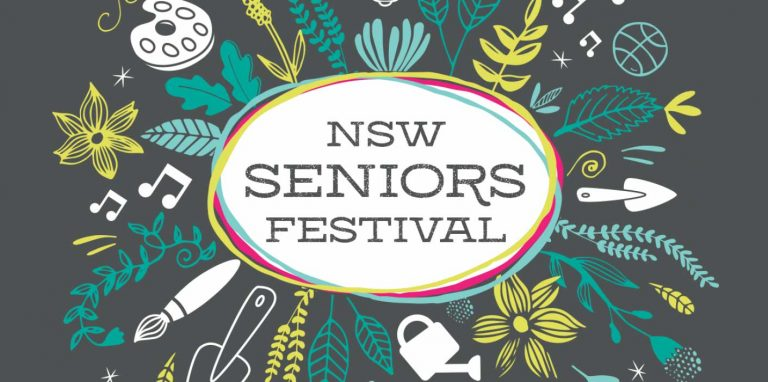 2020 Seniors Festival in New South Wales