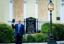 *image credit New York Times (https://www.nytimes.com/2020/06/02/us/politics/trump-bible-st-johns.html)