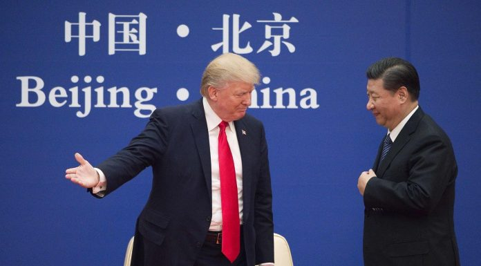 President Donald Trump and China's President Xi Jinping AGENCE FRANCE-PRESSE/GETTY IMAGES