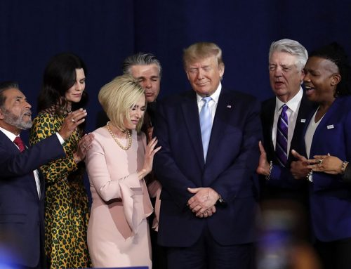 My concerns about the evangelical church and Trump