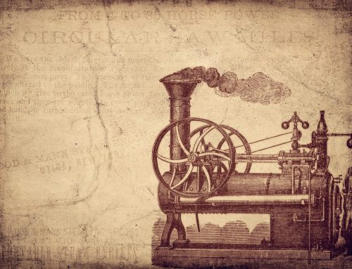 Industrial Revolution Redux